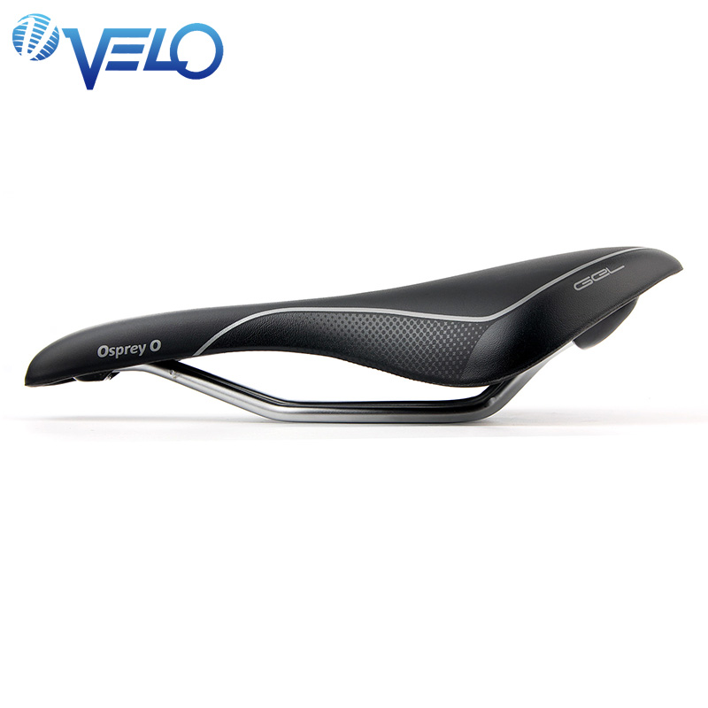 Velo Gel Bicycle Saddle Seat Road Mtb Mountain Bike Rear Seat Cushion Men Women Breathable Comfort Cycling Bike Saddle