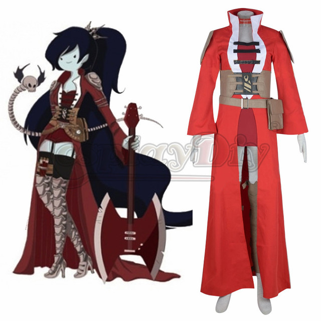 Adventure Time Marceline Cosplay Costume Adult Halloween Cosplay Costume For Halloween Carvinal Outfit D0620  sc 1 st  AliExpress.com & Adventure Time Marceline Cosplay Costume Adult Halloween Cosplay ...