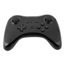 Классический Двойной Аналоговый Bluetooth Беспроводной Пульт дистанционного управления USB U Pro Игры для Nintendo для Wii U Белый Черный Игры Геймпад