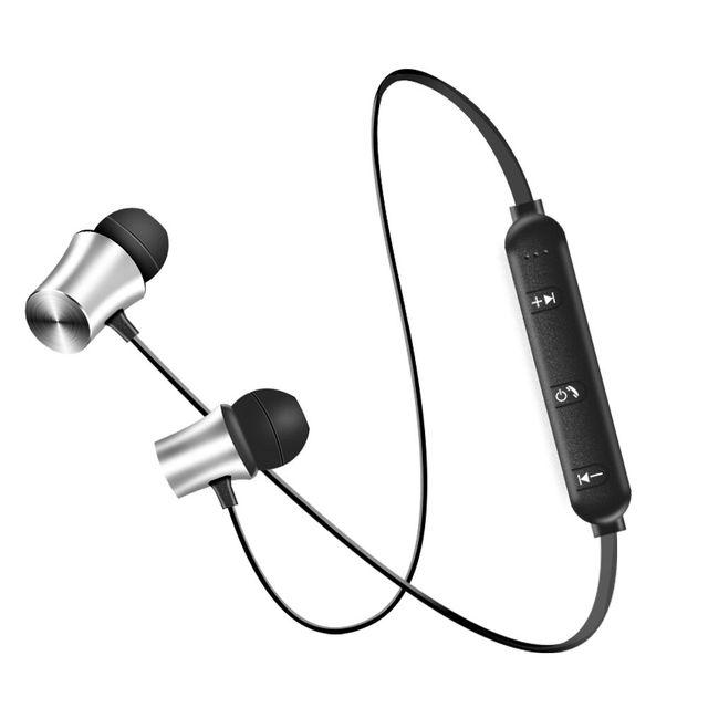 Newest Wireless Neckband Sport Earphone 1