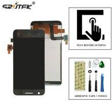 Продажа Srjtek 4,5 'для Alcatel One Touch OT5017 5017 5017E 5017A 5017B 5017D полный ЖК-дисплей дисплей + Сенсорный экран планшета Ассамблеи