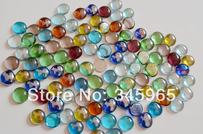 Bulk Colored Marbles : Decorative marbles bulk iron