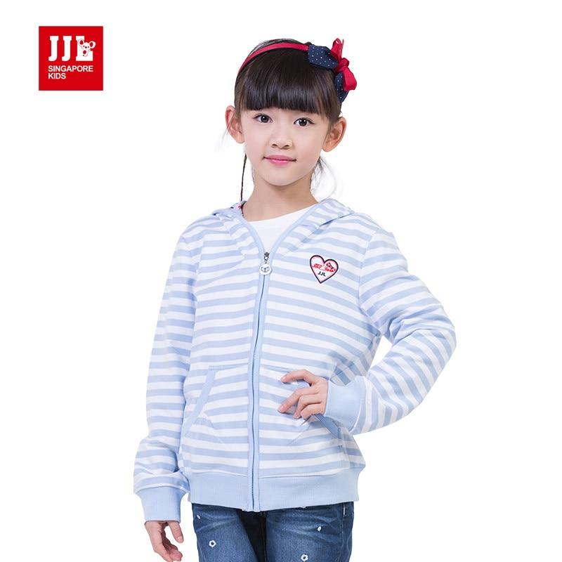 ФОТО girls sweatcoat spring kids coat hoodie coat girls clothing 2015 kids fashion girls coat kids sweatshirt