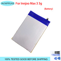 KOSPPLHZ Good quality tested well For Innjoo Max 3 3g Mobile Phone Battery Batteries max3 phone