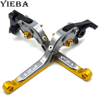 Motorcycle accessories CNC aluminum brake and clutch lever clutch levers for YAMAHA FZ1 FAZER 2001 2002 2003 2004 2005