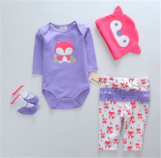 """Doll Clothes Adorable Romper Clothes dress For 22"""" Reborn Baby Dolls Cute Fashion Dolls Accessories"""