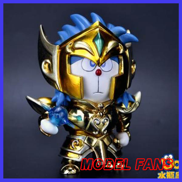 MODEL FANS instock Jacksdo - saint seiya cloth myth Aquarius Camus ? Doraemon DoraCat Freeshipping saint seiya myth cloth camus metal