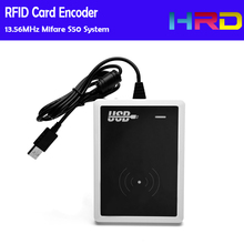 USB connector Hotel Lock Card encoder issuer use on reception front desk m1 13.56MHz system