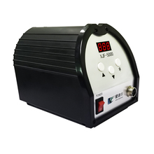 XJF5000 90W DC Digital Lead-free Soldering Station Iron Welding Machinery High Frequency Eddy Current Temperature Adjustable high power ac 220v quick solder stations 90w esd safe lead free digital high frequency eddy rework soldering stations