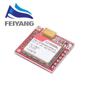 Image 2 - 1pcs Smallest SIM800L GPRS GSM Module MicroSIM Card Core BOard Quad band TTL Serial Port