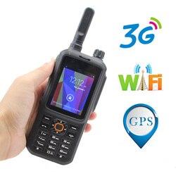 T298S – walkie-talkie Portable réseau Public, téléphone Portable, Radio Wifi, écran tactile, WCDMA GSM 3G GPS Intercom émetteur-récepteur