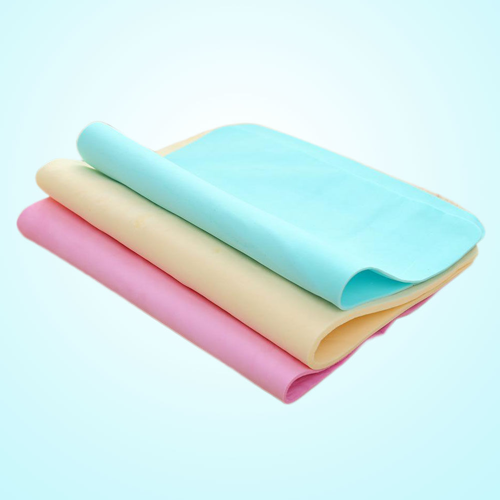 Multi-function Car Washing Towel Synthetic Deerskin Water Absorption Cloth cleaner Practical Cleaning Tool