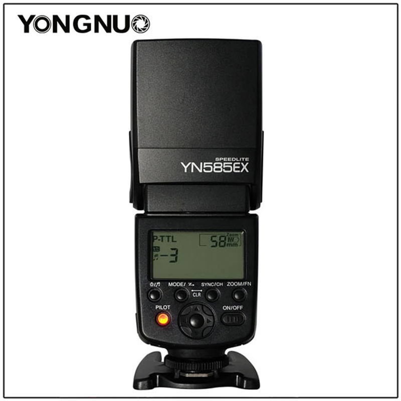 Hot Sale 2015 New Yongnuo YN-560 II Flash Speedlite för Canon Nikon - Kamera och foto - Foto 3