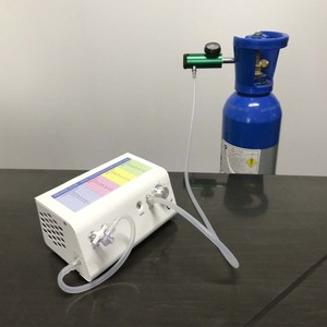 Image 5 - 12 12v ポータブルクリニックデスクトップ歯科オゾン治療発生器機器 10 104 ug/ミリリットルに調整可能