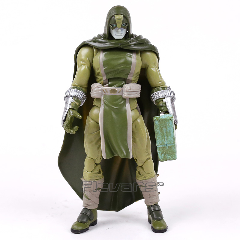 Original Marvel Ronan The Accuser PVC Action Figure Collectible Model Toy 7inch 18cm fire toy marvel deadpool pvc action figure collectible model toy 10 27cm mvfg363