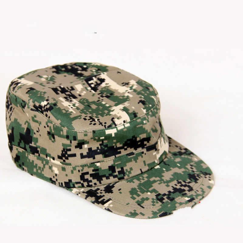 536d9008099 ... Camouflage Field Jungle Urban Army Cap Man Camo Hat Tactical Airsoft  Flecktarn US German