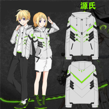 Anime The Game Genji Bleach Cos Sweater Coat In Autumn and Winter High Quality+Free Shipping G