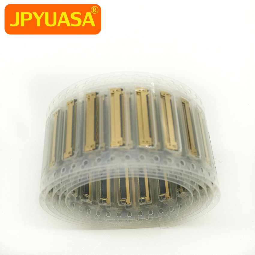 все цены на 100 PCS New I-PEX LCD LED LVDS Cable Connector For Macbook Pro 15