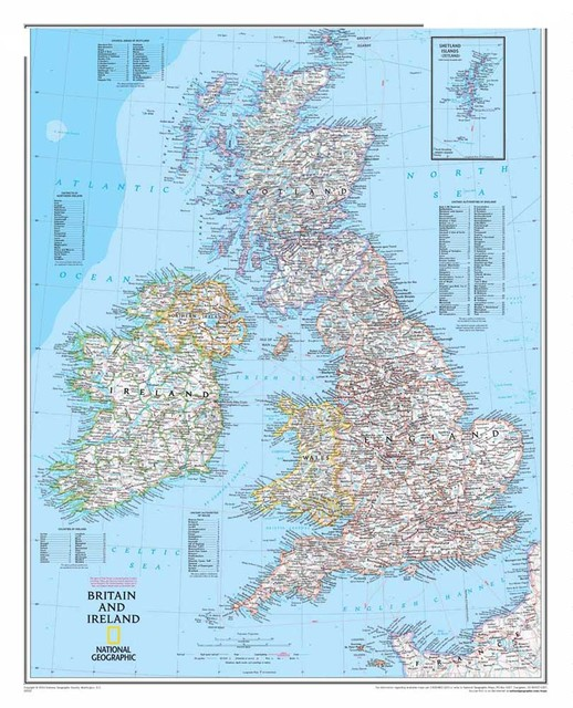 Free ship retro britain and ireland map canvas painting vintage wall free ship retro britain and ireland map canvas painting vintage wall pictures for living room wall publicscrutiny Image collections