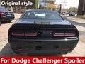 Voor Dodge Challenger Spoiler Originele stijl Hoge Kwaliteit ABS Materiaal Auto Achtervleugel Primer Kleur Spoiler 2016-2019