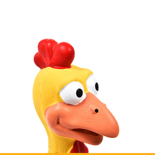 Yellow Chicken Toy for Dog