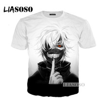 Tokyo Ghoul Themed T-shirt