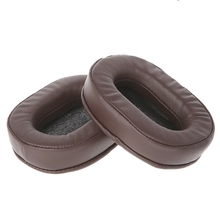 1Pair Replacement Ear Pads Earpads Covers For ATH-MSR7 ATH-SX1 Headphone