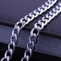 Neckless hombres maxi colar masculino pingente cadena con eslabón cubano neclace hiphop neckalces LN168