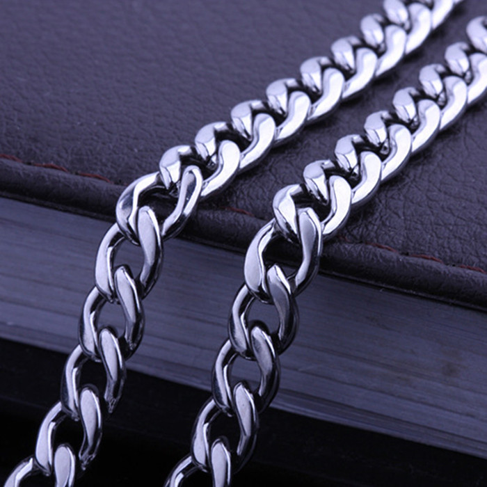 neckless men maxi colar masculino pingente cuban link chain neclace hiphop neckalces LN1 ...