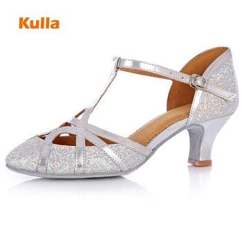 bfd329e3 brillo brillante Latina zapatos de baile para las mujeres zapatos—Envío  gratis