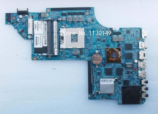 665342-001 el envío libre para hp pavilion dv6 dv6-6000 placa madre del ordenador portátil hm65 hd6770/2g 100% probado