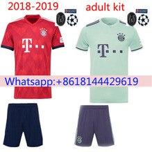 Free shipping football jersey 2018 2019 man Bayernes Muniches best quality  camisetas de futbol Soccer jersey bcd2c5821d821