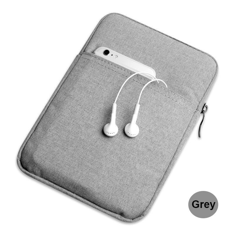 Antiurto Sacchetto Del Sacchetto Del Manicotto Per ipad mini 4 Custodia protettiva Completa per iPad Mini 1 2 3 4 Caso Antiurto Manicotto Coque + stylus