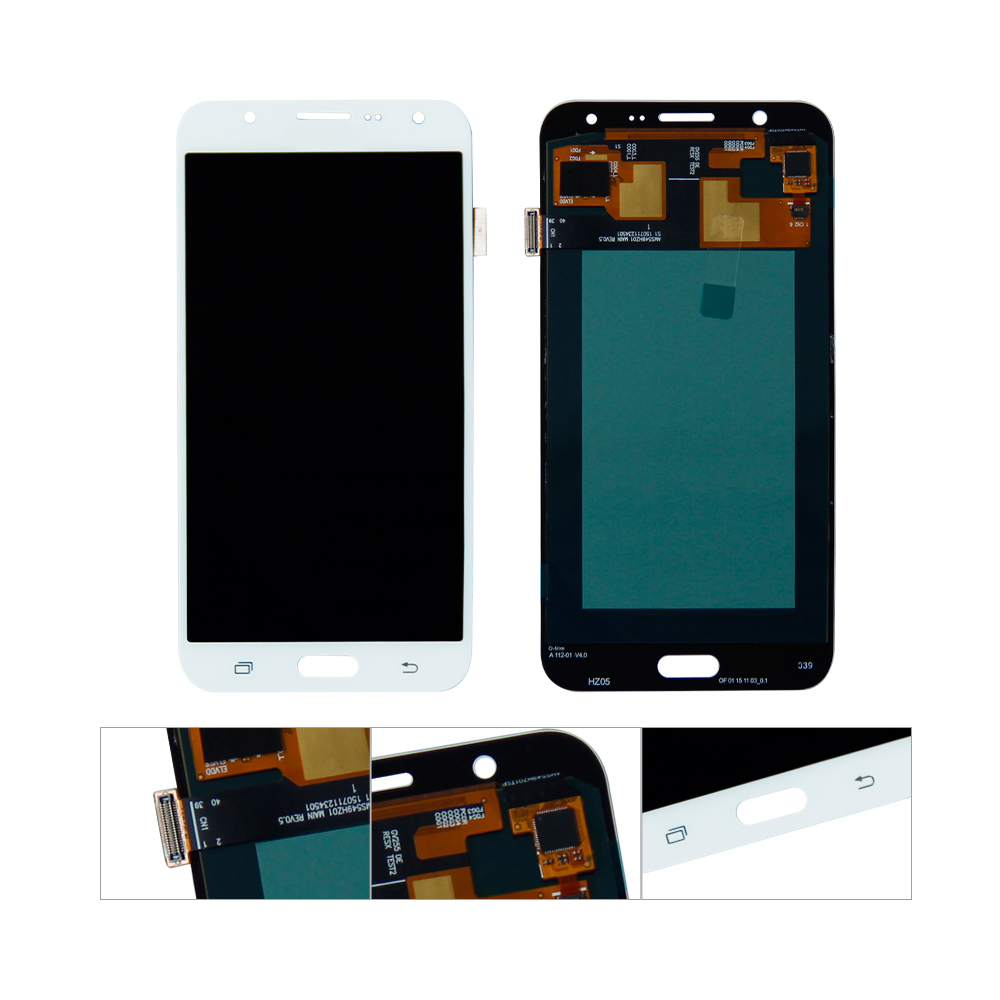 For Samsung Galaxy J7 2015 J700 J700F J700M J700H LCD Display Touch Screen Digitizer Assembly ReplacementFor Samsung Galaxy J7 2015 J700 J700F J700M J700H LCD Display Touch Screen Digitizer Assembly Replacement