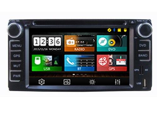 4 шт. Android 6.0 dvd плеер автомобиля gps, пригодный для Toyota Corolla RAV4 Vios Hilux Terios Landcruiser LC100 Prado Innova Avanza fortuner