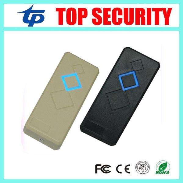 Small size min RFID card reader IP65 waterproof wiegand ID card EM card access control wiegand card reader