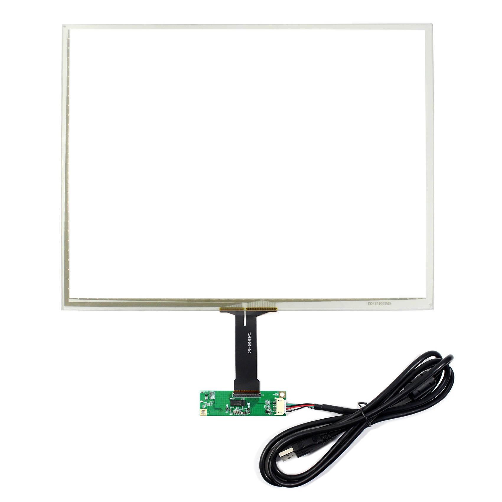 PüNktlich 15,1 kapazitive Touch Panel 15 Zoll Kompatibel Mit 15 Zoll 1024x768 1400x1050 4:3 Lcd Bildschirm Fabriken Und Minen Bildschirme Videospiele