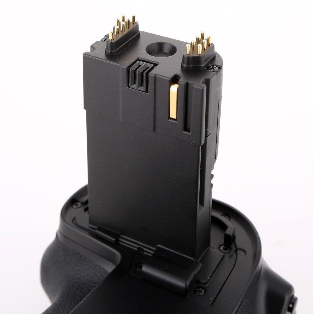 MEKE Meike MK-70D BG-E14 вертикальный Батарейный держатель для камер C EOS 70D 80D 90D