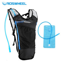 ROSWHEEL Sport Bag Outdoor Camping Rucksack Ultralight Bicycle Cycling Backpack Running Hiking Hydration Bag Camelback Women Men(China)