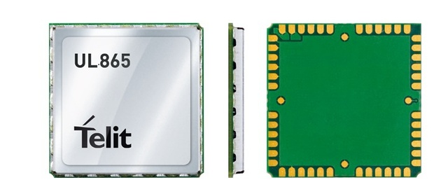 UL865-NAD  Telit  3G 100% New&Original Genuine Distributor  UMTS HSPA+   EMBEDDED Compact  quad-band Cellular Module 1PCS