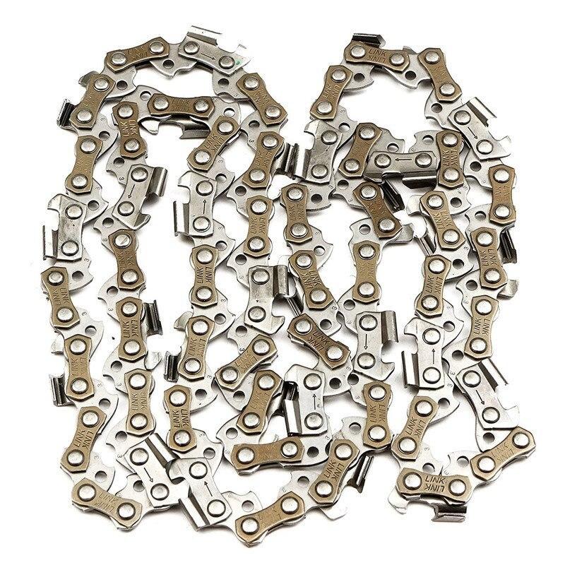 Nachdenklich 1 Stück Metall Kettensäge Kettensäge 3/8 Lp Klinge 050 Gauge Für Generische Langlebige Qualität Vertrieb Von QualitäTssicherung Heimwerker Ketten