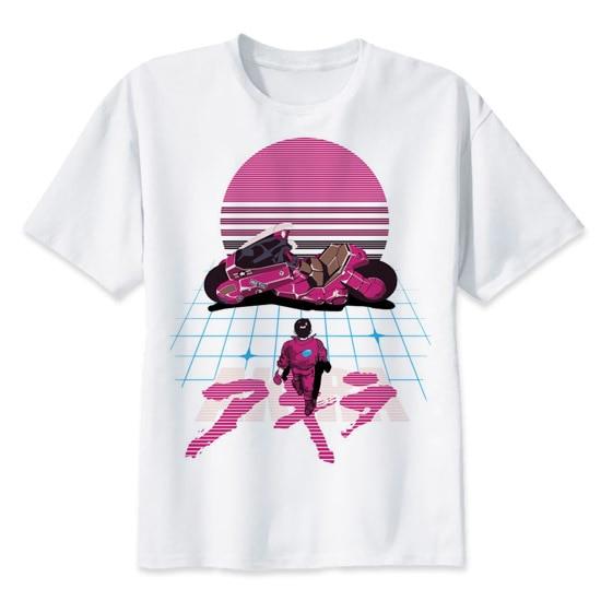 T Shirt japanese anime t-shirt Summer fashion