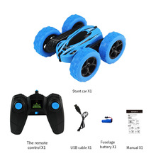 RC Car 2.4G 4CH Stunt Drift Deformation Buggy Rock Crawler Roll 360 Degree Flip Robot Cars Birthday Gift Toys for Kid