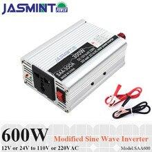 DC12V 600W AC110V or 220V inverter for solar panel modified sine wave inverter portable charger