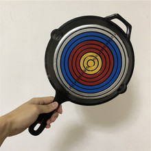 1:1 Cosplay Weapon Prop PUBG Saucepan Game Anime Role Play Halloween Cos Kids Gift Safety PU 42cm