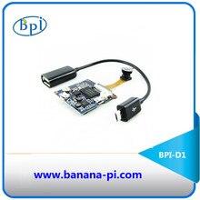 Newet DIY цифровая фотокамера, банан Pi развития с открытым исходным кодом D1 камеры совета