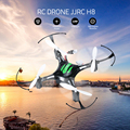 Brand new rc drone jjrc h8 rc quadcopter com 360 graus Função Rollover Headless Modo 6 Axis Gyro 2.4 GHz 4CH Voar de Helicóptero