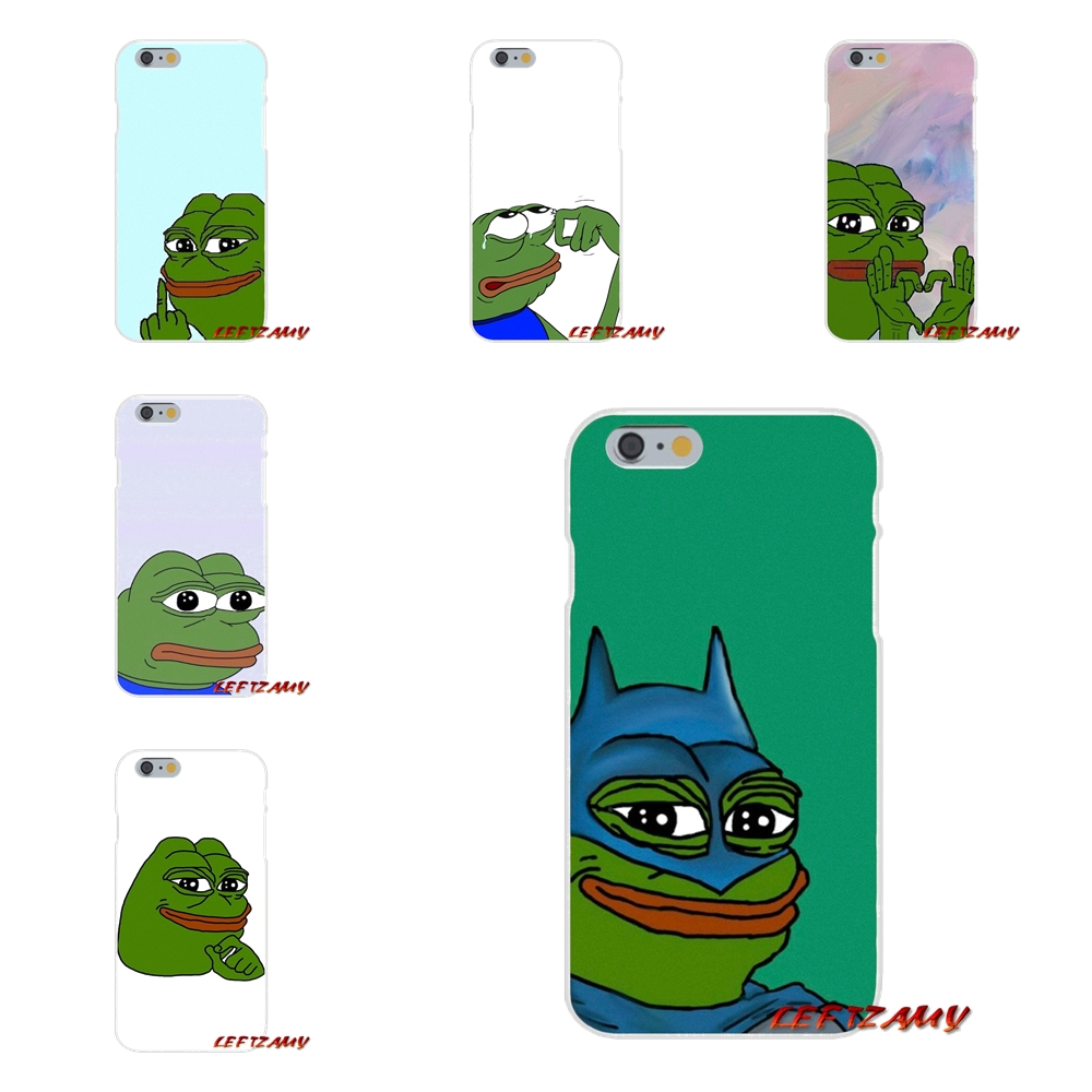 For Samsung Galaxy A3 A5 A7 J1 J2 J3 J5 J7 2015 2016 2017 Accessories Phone Shell Covers Memes Sad Frog image