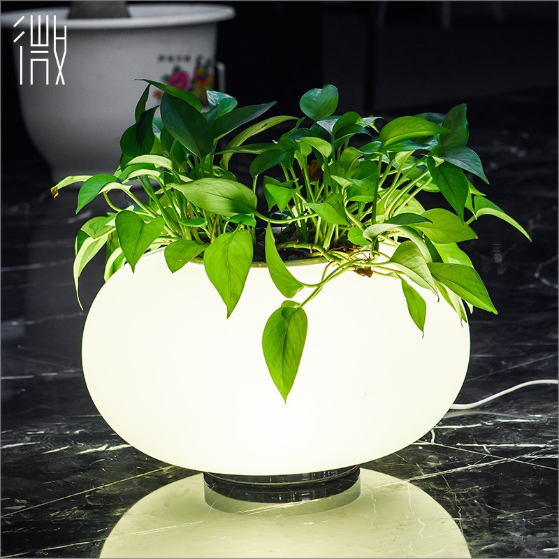 Modern Table Lamps Fashion Bedroom Bedside Lamp led Reading Desk Lights white Glass Table Lamp Modern Creative lighting decorate
