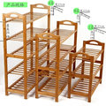 Eco-friendly High quality Bamboo Wood Shoe Rack Home Fashion Shoe Shelf Creative Shoe Storage Holder